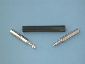 Tyčinka k odstranění kovových nečistot z oka - ocel Büttner Frank - NSR
