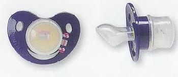 Medicínské dávkovací šidítko NUMI MED Baby Frank - NSR