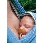 Celokaučukový dudlík pro maličké novorozence, vel. XS ovál WVP GmbH - NSR