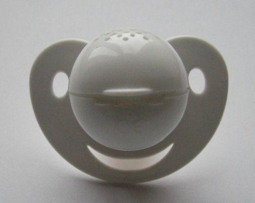 Inhalační šidítko BRONCHI 0-6 měsíců Baby Frank - NSR