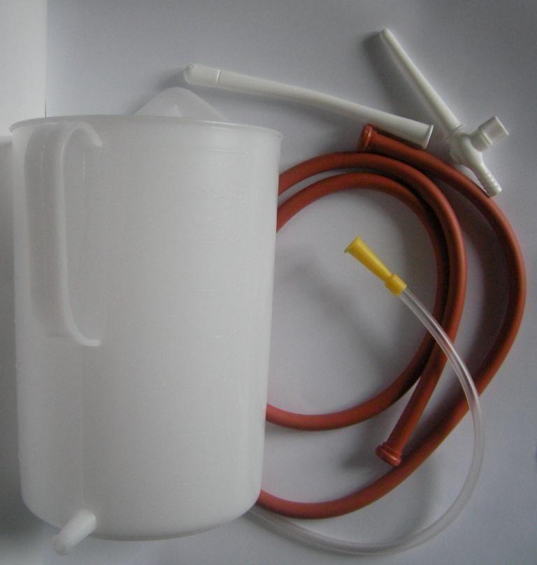 Irigátor obsah 1 litr Büttner Frank - NSR