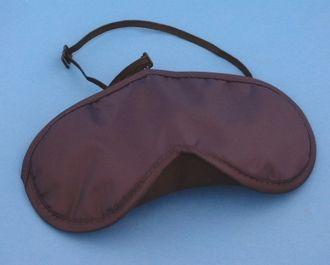 Textilní maska na oči ks Büttner Frank - NSR